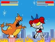 Cartoon fight online