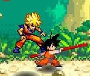 Dragon ball fighting online