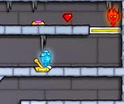 Fireboy and watergirl the ice temple online
