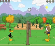 Tricky duck volleyball online